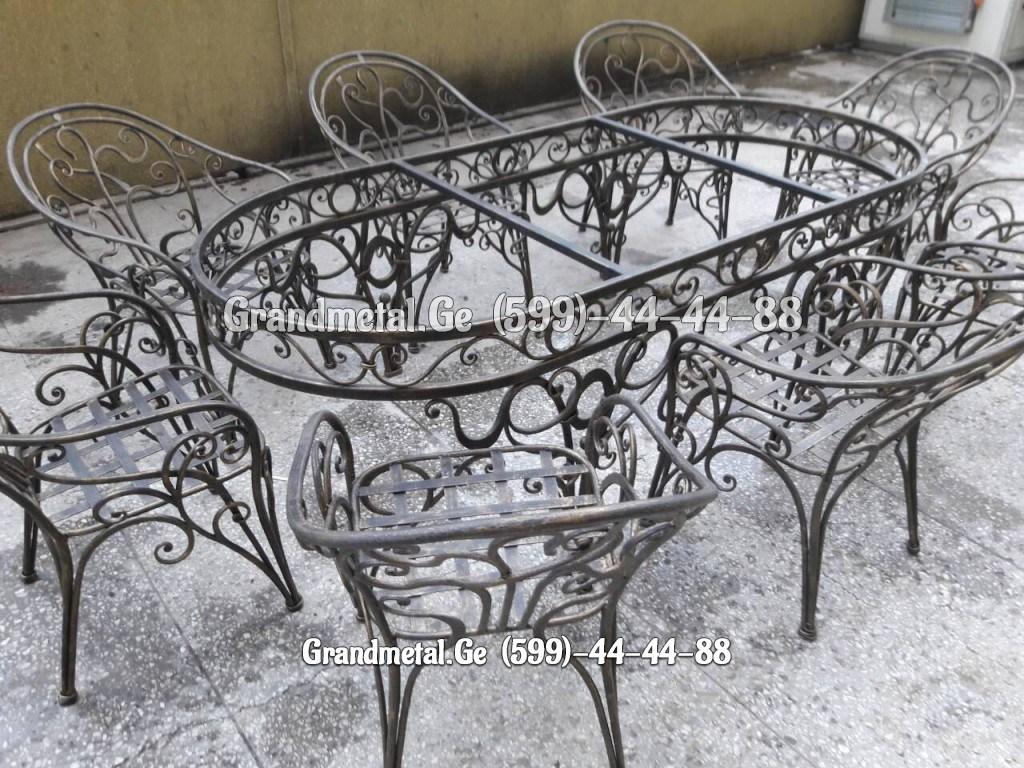 ყველაფერი ერთად       / მაგიდა და სკამი